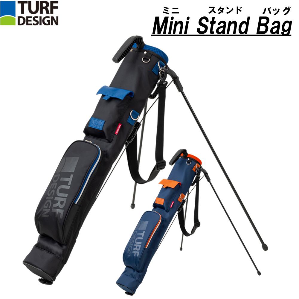 ターフデザイン (TURE DESIGN) ミニスタンドバッグ Mini Stand Bag 朝日ゴルフ TDMS-1971