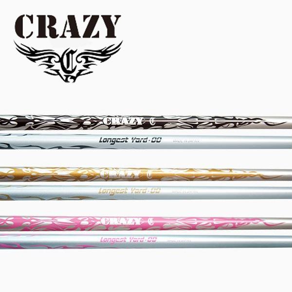 クレイジー (CRAZY) ロンゲストヤード00 Longest Yard-00 シャフト(ドライバー用) 日本正規品 日本仕様 新品