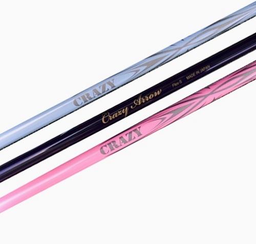 クレイジー (CRAZY) クレイジーアロー CRAZY ARROW シャフト(ドライバー用) 日本正規品 日本仕様 新品