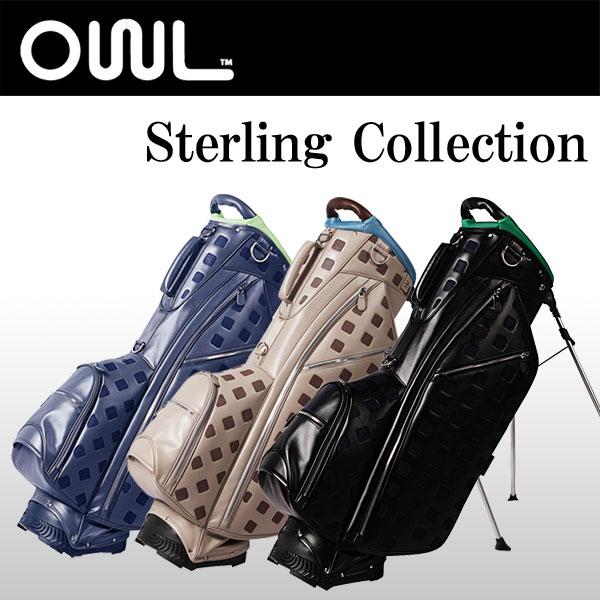 オウル (OUUL) スタンド キャディバッグ スターリング 8.5型 47インチ Sterling 5WAY STAND BAG 【EVEN掲載商品】