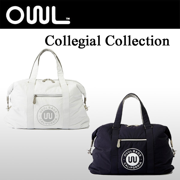 オウル (OUUL) ボストンバッグ Collegial Collection HOLDALL BAG