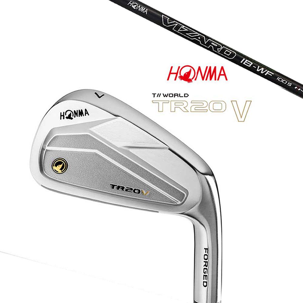 【タイムセール!】 本間ゴルフ 6本組 T//WORLD TR20 V アイアンセット 6本組 アイアンセット (#5-#10) V カーボンシャフト VIZARD IB-WF100 HONMA GOLF 日本正規品, サイクルロード:f9549faa --- dibranet.com