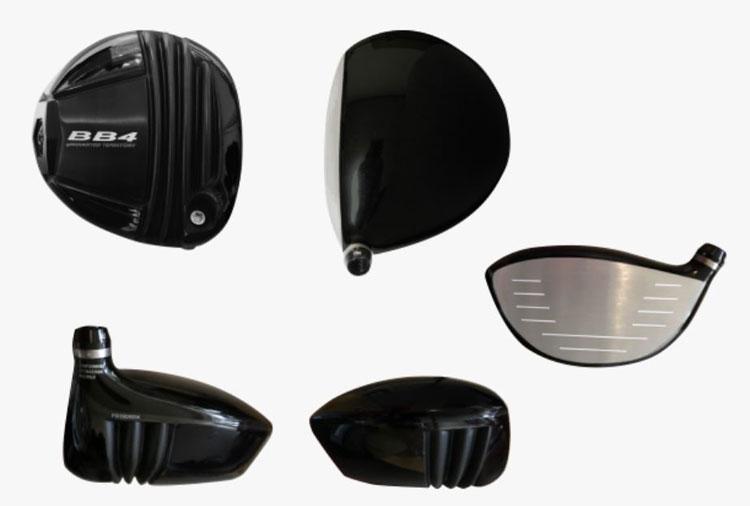 Progress Golf BB4 ドライバー BB4 ヘッド単品(ヘッド単品販売不可)