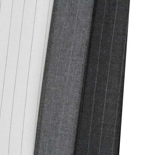 ポリエステル【69870】【柄物】【送料無料】【合繊生地】カラー全4色【一反単位の販売】【ポリエステルストライプ】69870☆ブラウスやワンピース スカートに最適☆カバン 帽子など小物にも