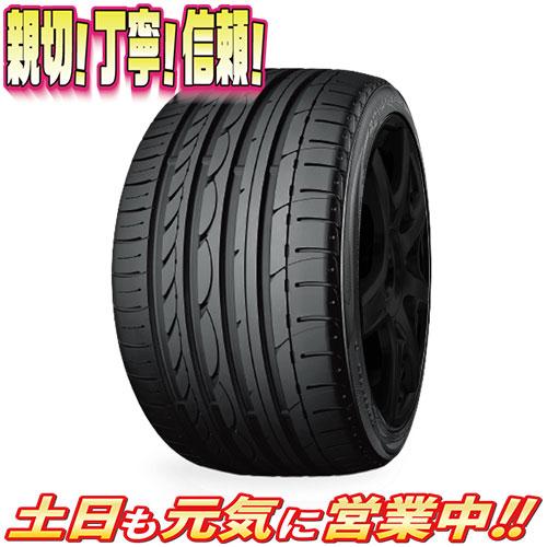 サマータイヤ 4本セット ヨコハマ ADVAN SPORT V103S 105Y XL B1 275/35R20インチ 新品
