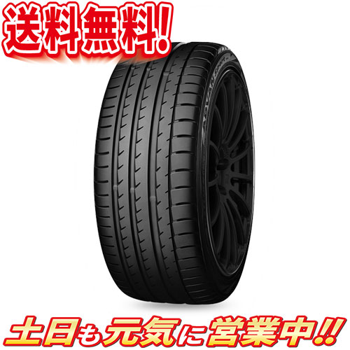サマータイヤ 1本 ヨコハマ ADVAN SPORT V105 89Y XL V105S 215/40R18インチ 送料無料