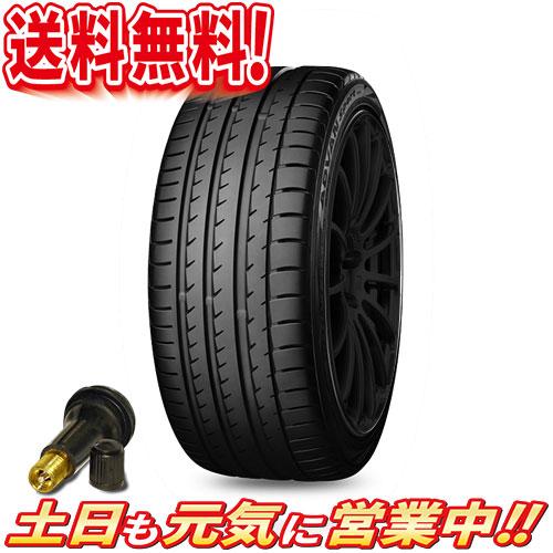 サマータイヤ 1本 ヨコハマ ADVAN SPORT V105 104Y XL V105S 295/35R19インチ 送料無料 バルブ付