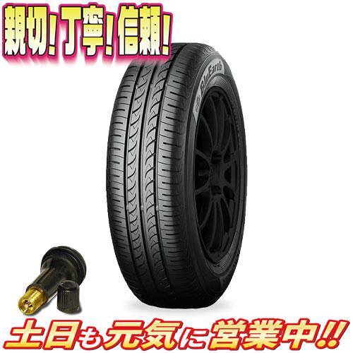 サマータイヤ 2本セット ヨコハマ BluEarth AE01 ブルーアース 155/55R14インチ 新品 バルブ付