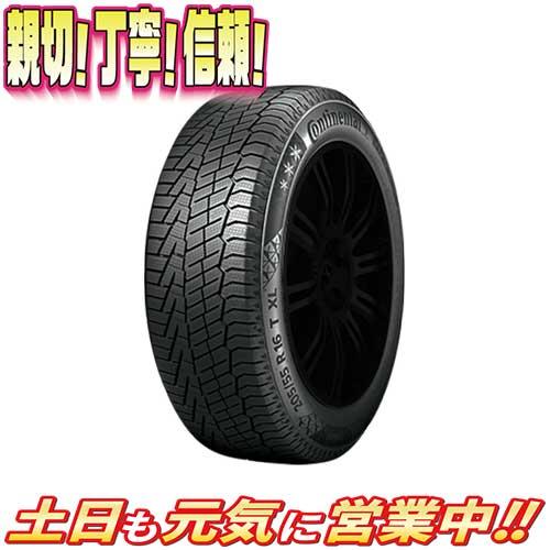 スタッドレスタイヤ 1本 コンチネンタル ノースコンタクト NC6 98T XL 215/55R17インチ 新品 North Contact 6