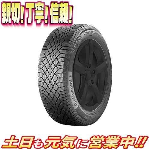 スタッドレスタイヤ 1本 コンチネンタル バイキングコンタクト7 セブン 255/35R20インチ 97T XL 新品 冬タイヤ