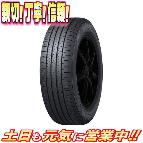 サマータイヤ 2本セット ダンロップ ENASAVE EC204 185/55R15インチ 新品