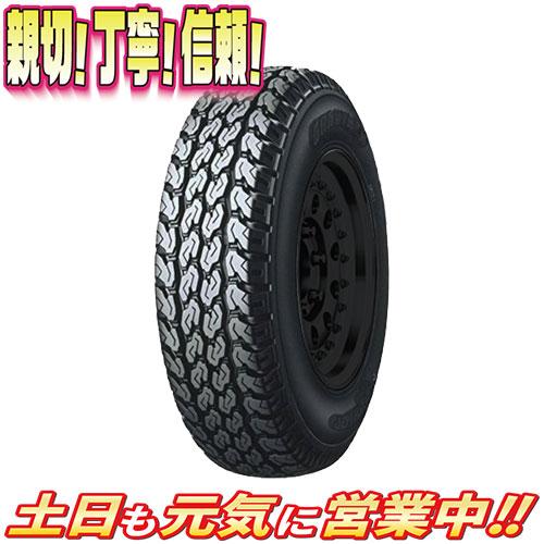 サマータイヤ 2本セット ダンロップ GRANDTREK TG4 145/R12インチ 新品 145R12 軽トラ バン