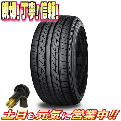 サマータイヤ 4本セット ヨコハマ ECOS ES300 255/35R18インチ 新品 バルブ付