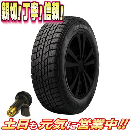 スタッドレスタイヤ 4本セット グッドイヤー ICE NAVI 6 アイスナビ6 215/55R17インチ 94Q 新品 バルブ付