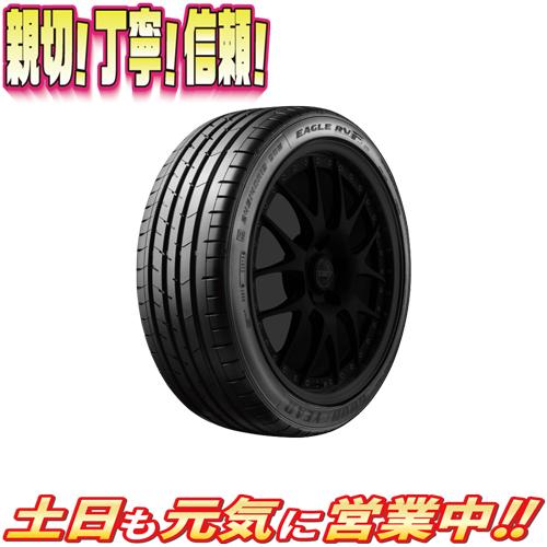 サマータイヤ 2本セット グッドイヤー EAGLE RV-F 245/45R18インチ 100W XL 新品