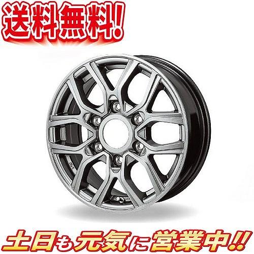 ホイール JAPAN三陽 カゼラ H301 15インチ 4本セット 6H139.7 6J+44 4本購入で送料無料 4A KAZERA H301 JWL-T バン 車検 E25