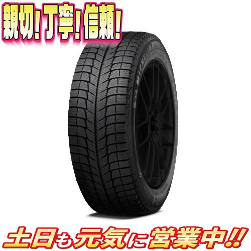 スタッドレスタイヤ 2本セット ミシュラン X-ICE3+ XI3+ 215/60R17インチ 96T 新品