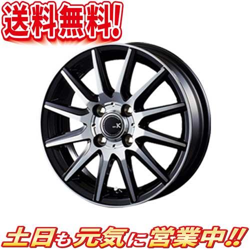 ホイール BEST SPEC K スペックK 12インチ 4本セット 4H100 3.5J+45 業販4本購入で送料無料 4G 軽トラ