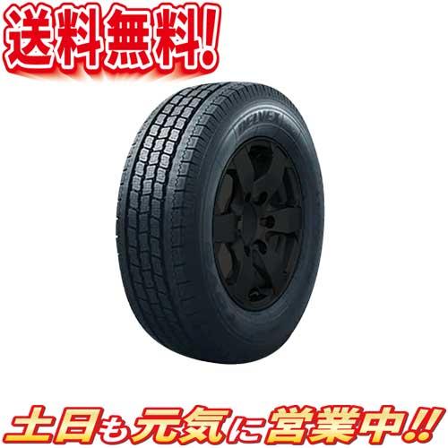 スタッドレスタイヤ 2本セット トーヨータイヤ DELVEX 934 荷重97/95N 185/80R14インチ 送料無料Aa