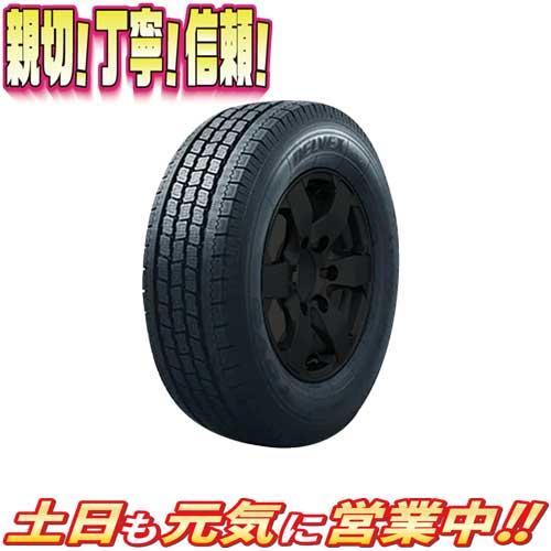 スタッドレスタイヤ 2本セット トーヨータイヤ DELVEX 934 荷重90/88N 165/80R13インチ 激安販売aa