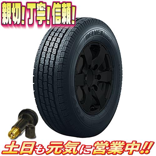 スタッドレスタイヤ 2本セット トーヨータイヤ DELVEX 934 荷重94/93N 165/80R13インチ 激安販売aA