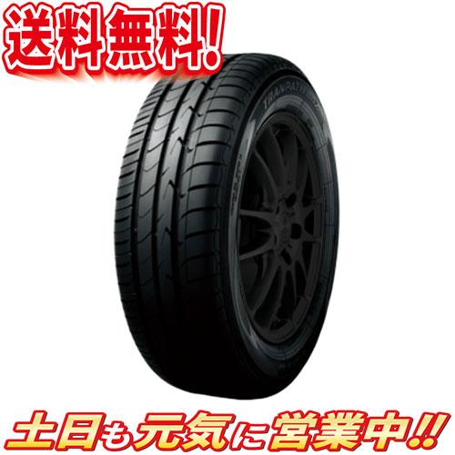 サマータイヤ 1本 トーヨー TRANPATH MPZ 205/50R17インチ 送料無料 ミニバン エコタイヤ