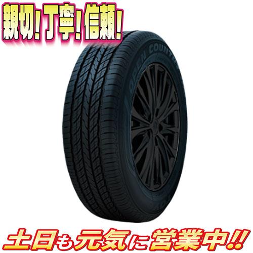 サマータイヤ 2本セット トーヨー OPEN COUNTRY U/T 225/60R17インチ 新品