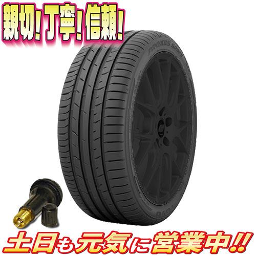 サマータイヤ 1本 トーヨー PROXES SPORT 255/35R19インチ 新品 バルブ付