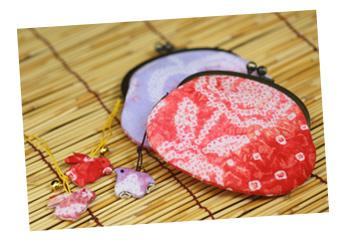 Circle pouch of the Arimatsu Narumi diaphragm