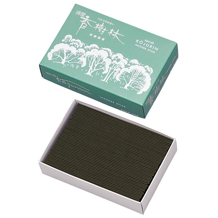 線香 実用線香 けむりの少ないお線香 内祝い 清澄 大バラ こうじゅりん 人気 おすすめ 香樹林 せいちょう