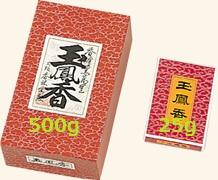 【焼香】【香林堂】日本製 玉鳳香(ぎょくほうこう) 500g