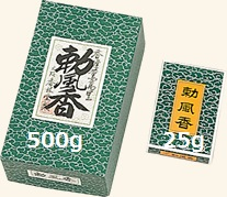 焼香 香林堂 日本製 永遠の定番モデル 500g 勅風香 格安 価格でご提供いたします ちょくふうこう