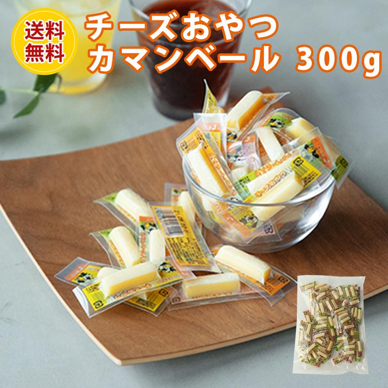 珍味 チーズおやつカマンベール入り 300g 送料無料 おやつ お菓子 個包装 チーズ ちーず メール便
