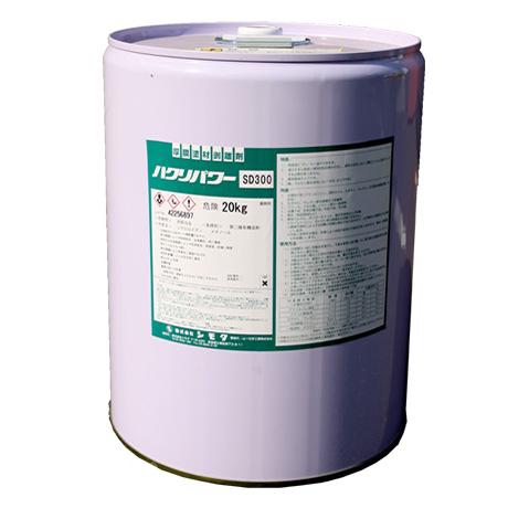 ハクリパワーSD300 20kg 水洗い不要中性厚膜剥離剤