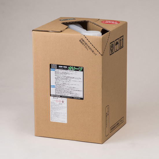 オリーブ(石材用 油除去剤) 18L 【送料無料】