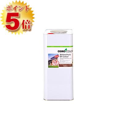 オスモカラー オスモ ウッドステインプロテクター 10L(120平米/2回塗り)【送料無料】 ポイント5倍