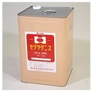 赤レッテルセラックニス 15kg【送料無料】 東日本塗料赤ラックニス