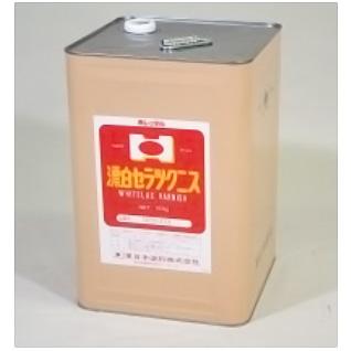 赤レッテル漂白セラックニス 15kg【送料無料】 東日本塗料白ラックニス