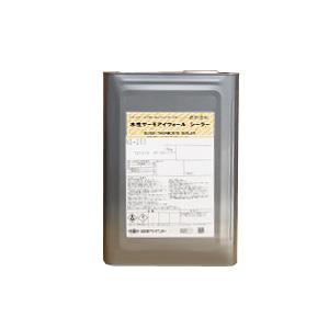 水性サーモアイウォール シーラー(下塗り) 15kg(約93~150平米/1回塗り)