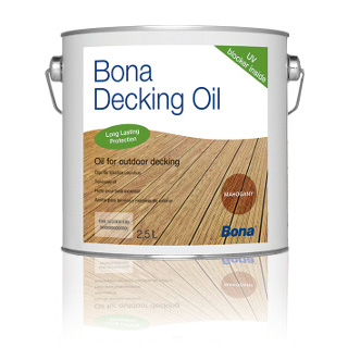 Bonaデッキオイル 2.5L(約20平米/2回塗り) 自然塗料/Bona自然塗料/Bona