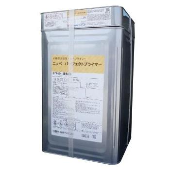 1ニッペ パーフェクトプライマー 15kgセット(83~107平米/1回塗り) 下塗り塗料/さび止め効果