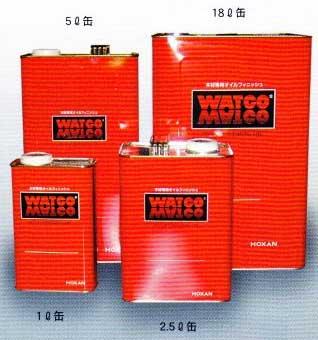 ワトコ リアレックス W20ナチュラル(透明) 2.5L(62平米/1回塗り) 無溶剤型天然オイルワックス