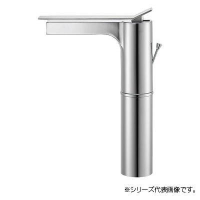 【代引き・同梱不可】三栄 SANEI SUTTO シングルワンホール洗面混合栓 K4731PJV-2T-13