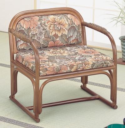 ◆ラタン 籐便利座椅子 S112B【送料無料】【大川家具】【smtb-MS】【TPO】【KOU】