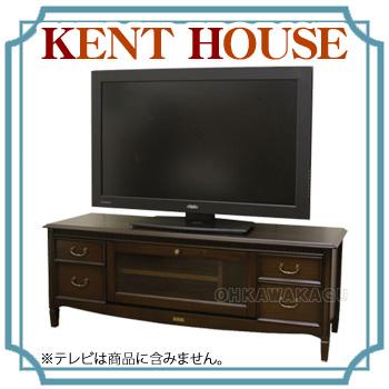 KENT HOUSE(ケントハウス) テレビ台 TV135 781693【送料無料】【大川家具】【TKHB】【140823】【smtb-MS】【PONT06】