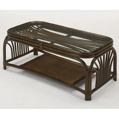 ラタン 籐 テーブル T630B【送料無料】【大川家具】【smtb-MS】【HPO】【KOU】