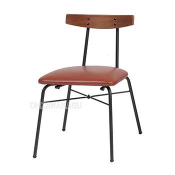 【8/8新着】anthem Chair(adap) アンセム チェア ANC-3227BR【送料無料】【大川家具】GDC【190808】【smtb-MS】