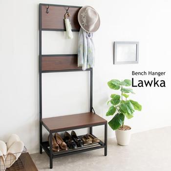【8/31新着】ベンチハンガー Lawka(ラウカ) BCW-600【送料無料】【大川家具】【LPR】【180831】【smtb-MS】