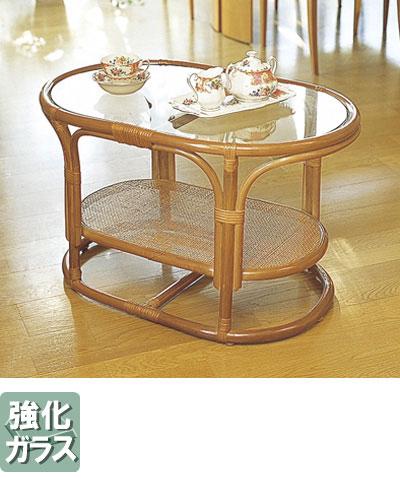 ◆ラタン 籐 テーブル T35【送料無料】【大川家具】【smtb-MS】【HPO】【KOU】