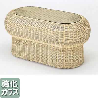 ラタン 籐 テーブル T703【送料無料】【大川家具】【smtb-MS】【HPO】【KOU】